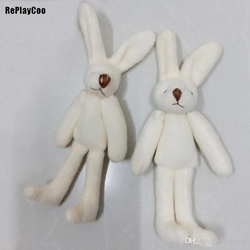 Stuffed Bunny Rabbit Plush Lot