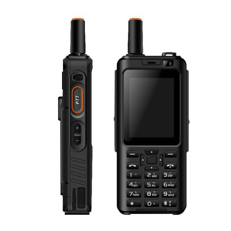 2.4Inch 7S PLUS 4G LTE IP68 Waterproof PTT Zello Smartphone Walkie Talkie Zello PTT Radio Rugged Smartphone 4000mAh GPS 5MP mobile Phone PK