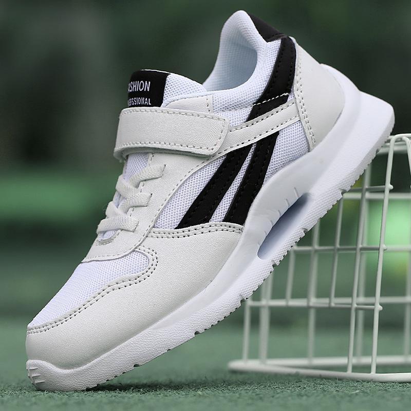 Zapatos para correr para niñas Zapatos ligeros deportivos de malla atlética (Niño pequeño / Niño pequeño / Niño grande)