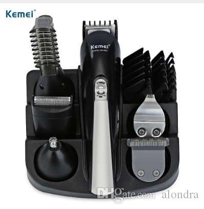 Newkemei Km - 600 Professionelle Elektrorasierer Haarschneider 6 in 1 Haarschneider Rasierer Sets Bartschneider Haarschneidemaschine