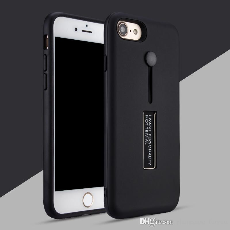 Kickstand Case For Huawei P10 Lite Hybrid Cover Cases With Ring ...