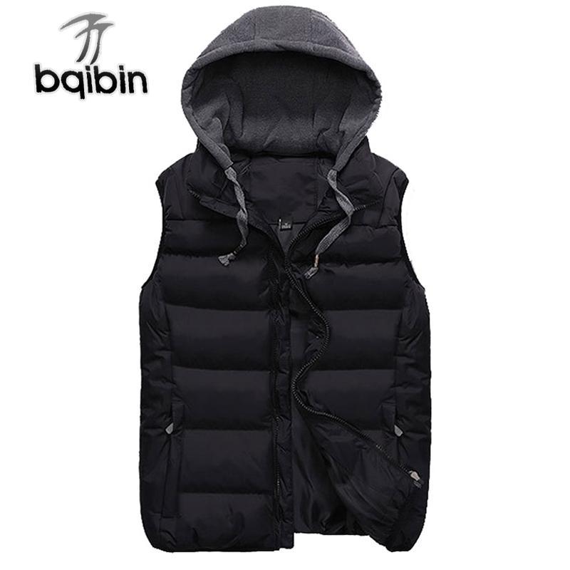 Chalecos para hombres 2021 Pareja de moda chaqueta de chaleco sin mangas abrigo de chaleco de invierno más tamaño 4xl Slim Fit Women