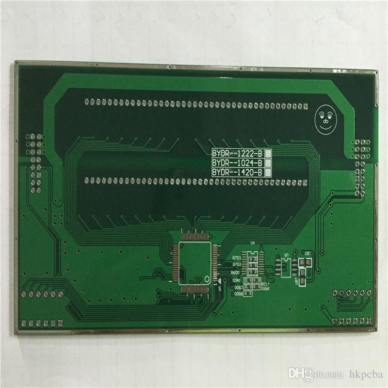 Led tv main board 94v0 rohs carte de circuit imprimé pcb