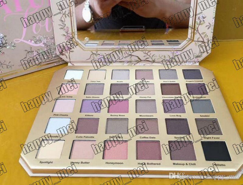 Factory Direct DHL New Makeup Eyes Natural Love Eye Shadow Palette Eye Shadow! Cosmetics Makeup Tips From Happy_mei, $5.19| DHgate.Com