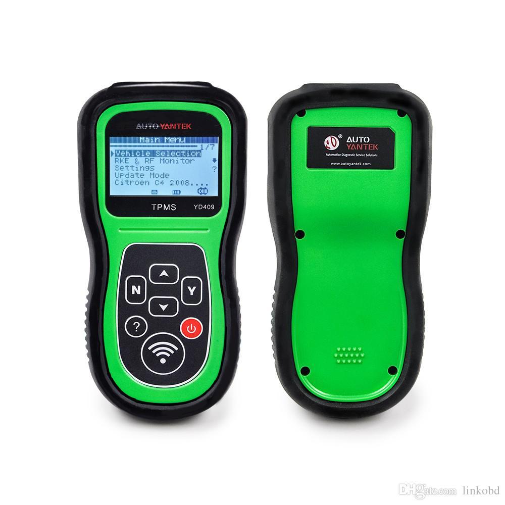 YD409 TPMS Sensor Trigger Tool per attivazione e decodifica TPMS Sensor Tire Pressure TPMS Diagnostic Scan Tool