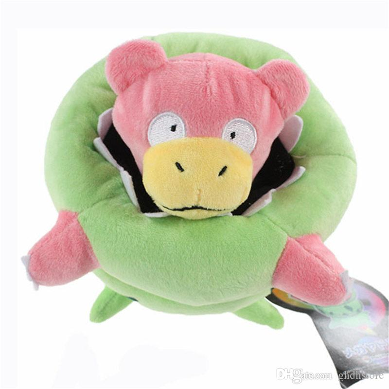 """Hot New 10"""" 25CM Mega Slowbro Plush Doll Anime Collectible Dolls Party Gifts Stuffed Soft Toys"""