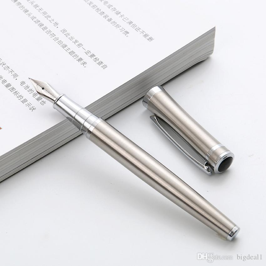 1 STÜCK Hochwertige Iraurita Füllfederhalter Vollmetall Luxus Kugelschreiber Caneta Büro Schule Schreibwaren