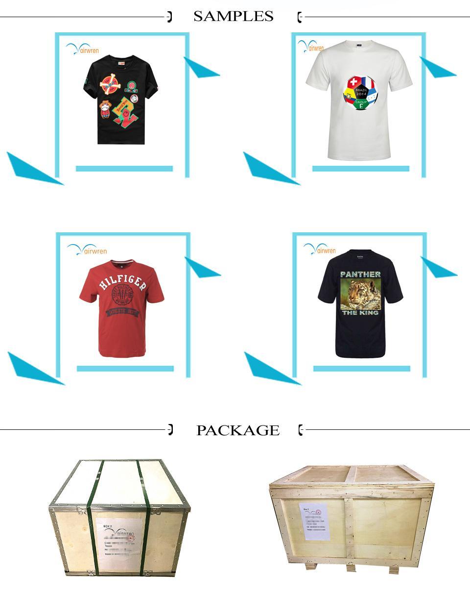 fb07fd4a 3d Effect A2 Size T Shirt Printer Dtg Canvas Printing Machine Price ...
