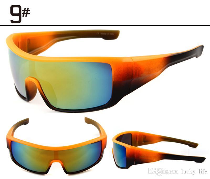 Summer Ken Block Mężczyźni Okulary Mężczyźni Kolarstwo Gogle Wspinaczka Mężczyźni Narciarstwo Sporty Outdoor UV400 Okulary przeciwsłoneczne