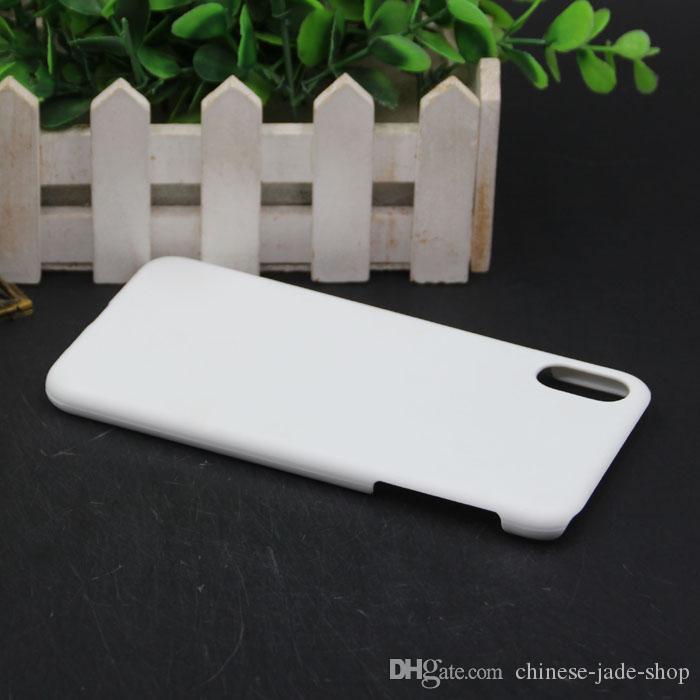 DIY 3D 빈 승화 케이스 커버 전체 영역 아이폰 12 11 프로 최대 6 7 8 플러스 XS 00pcs / lot