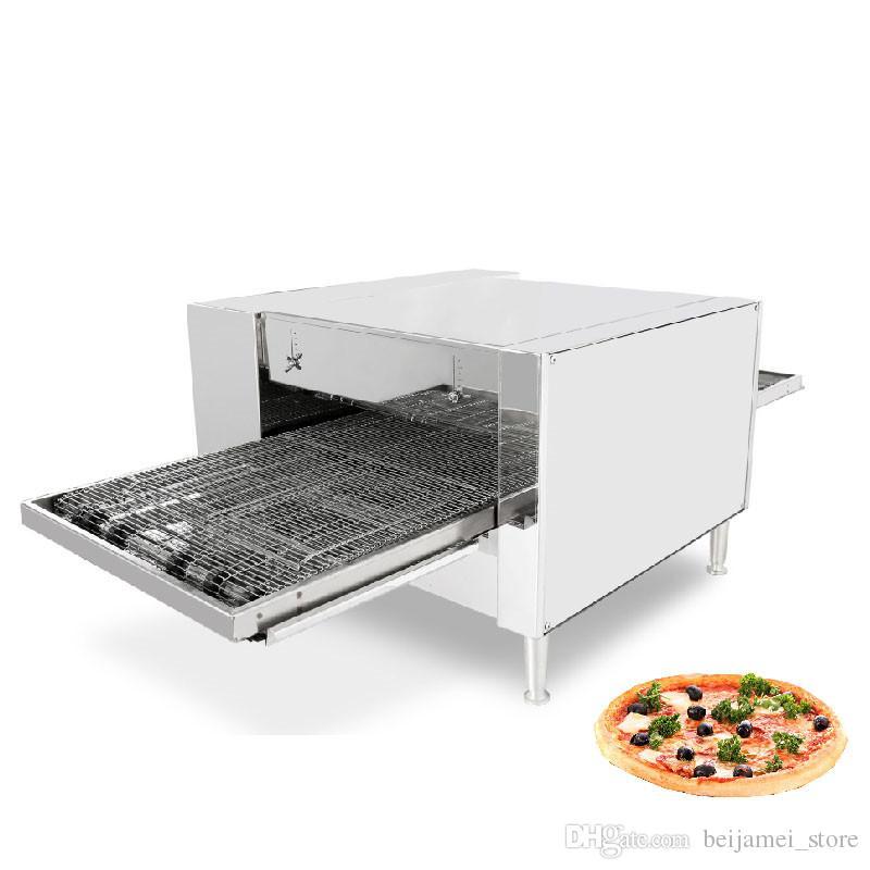BEIJAMEI transportadora Comercial Elétrica Pizza Oven Preço / pizza elétrica Fazendo fabricante Máquina de Pizza para equipamentos de padaria