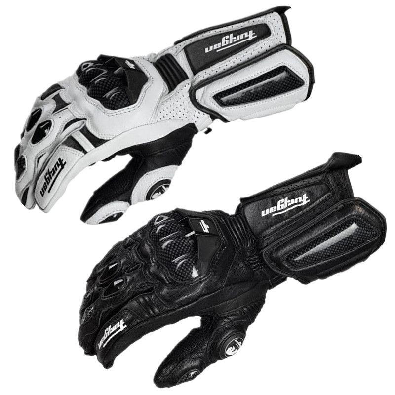 Hot sales Cool models Carbon Fiber Furygan AFS10 motorcycle gloves long racing gloves Genuine leather gloves Guantes de Moto CE