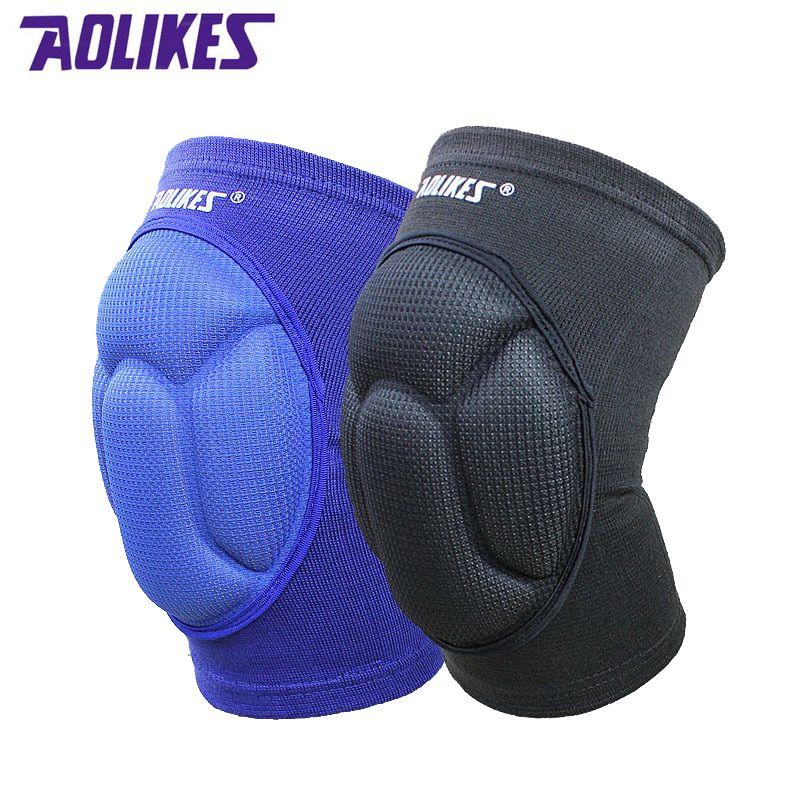 Black Dance Kneepads Sports Basketball baseball etc....