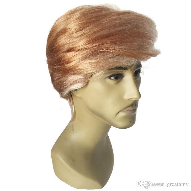 Donald J. Trump Wig Comb Over adult Make America Great Again Trump for President GOP wigs
