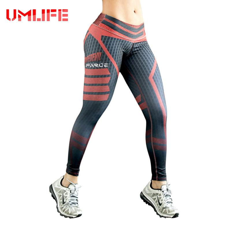 Women Running Pants Fitness Women Sexy Sport Leggings Elastic Compression Sport Leggings Push Up High Waist Lady Running Tights