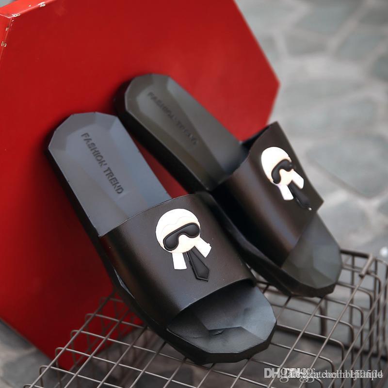 Chinelos de luxo Mulheres e homens sandálias de verão sapatos casuais impressão Galeries lafayette marca designer chinelos Meninos e meninas chinelos