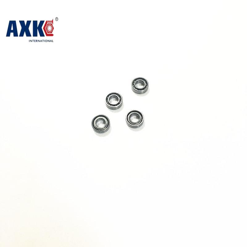2017 New Real Steel 100pcs R144 Dental Handpiece Bearing 3.175*6.35*2.381 Mm Open Miniature Ball Bearings Free Shipping