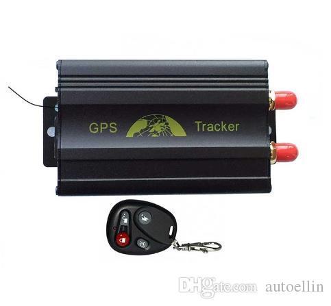 COBAN GPS103B GSM / GPRS / GPS Oto Araç TK103B Araba GPS Tracker Uzaktan Kumanda Anti-hırsızlık Araç Alarm Sistemi ile Takip Cihazı