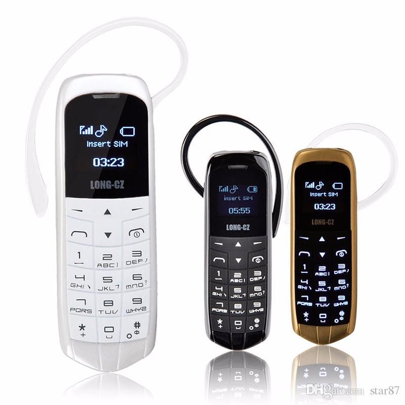 طويل-CZ J8 ماجيك بلوتوث صوت المسجل الهاتف المحمول راديو FM البسيطة الهاتف الخليوي بلوتوث 3.0 سماعة طويل الاستعداد موبايل