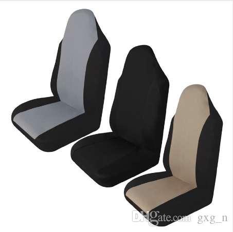 عالمي مقعد سيارة غطاء مقعد سيارة يغطي تنفس مكافحة الغبار حامي مقعد السيارة وسادة حصيرة منصات واقية اكسسوارات suv