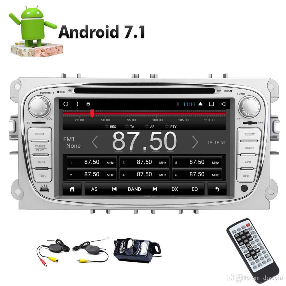 Eincar Octa Core Android 7.1 Radio Car DVD Player In Dash Navigation Double Din Autoradio Vehicle GPS Headunit Bluetooth Car Stereo Radio