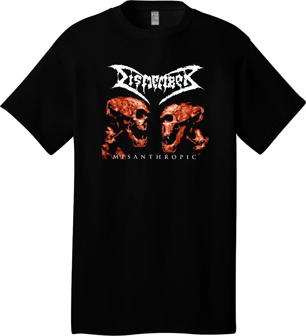dismember - Misantropico 1 - d Tee Shirt2
