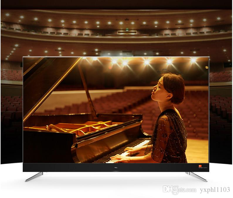 TCL 60 pollici nuovo prodotto caldo di trasporto libero 4K Ultra HD pieno HDR ecologica intelligente TV a schermo piatto