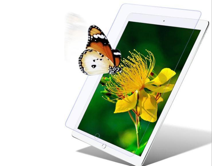 Für ipad mini 1 2 3 4 0,3mm 9 H Bruchsicher Explosionsgeschützte Displayschutzfolie Gehärtetes Glas für iPad 2 3 4 ipad Air pro 9,7 zoll Kein Paket