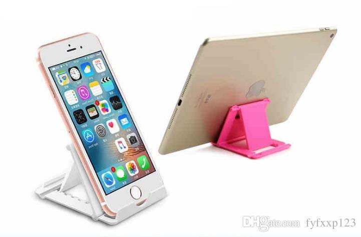Universal del teléfono celular titular de soporte de Soporte de Escritorio Cuna para Samsung iPhone 、