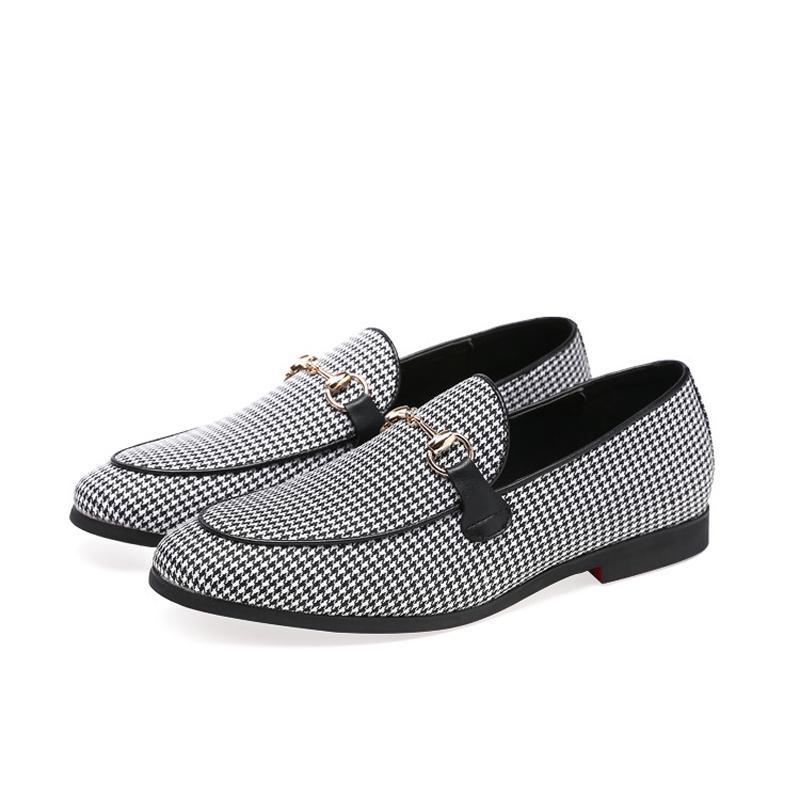 Acheter VMUKSAN Plus Size 38 48 Chaussures Habillées Pour Hommes Classique Business Office Oxford Chaussures Pour Hommes 2018 New Casual Style