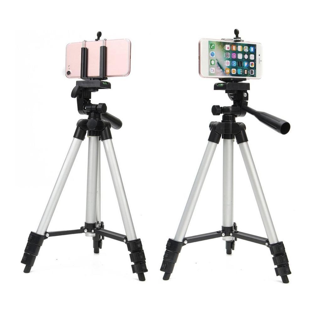 Портативная гибкая телескопическая камера-штатив с подставкой и держателем для переноски Сумка для мобильного телефона Смартфон Видеокамера
