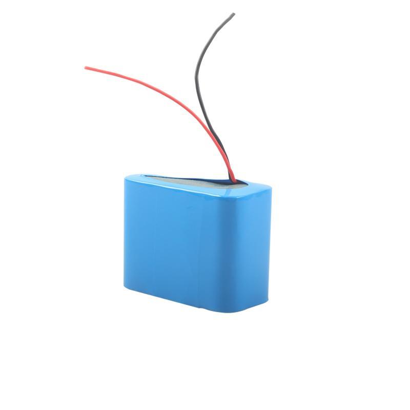 Batteria ricaricabile 4S1P 14.4V 3500mAh con ultra 18650 Samsung INR18650-35E e BMS per robot / apparecchiature mediche