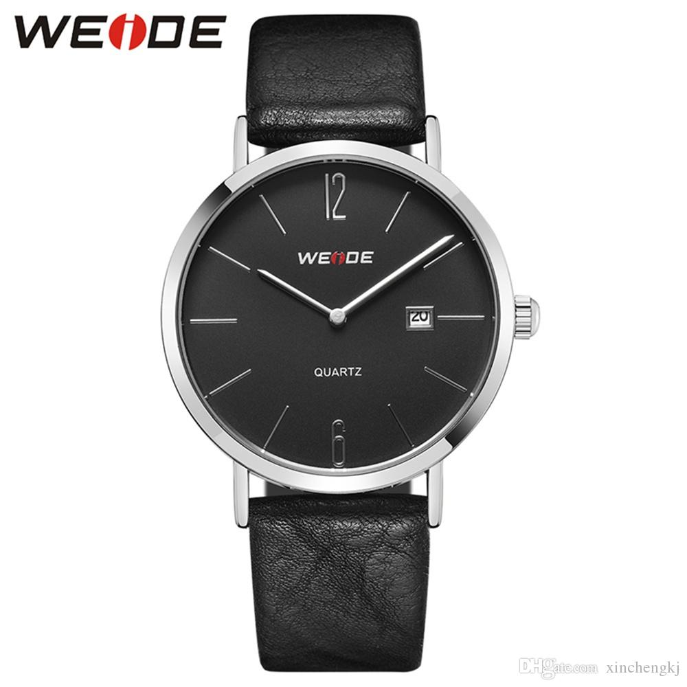 WEIDE WD007 Fashion Watches Super Man Watches Men Women Men's Watch Retro Quartz Relogio Masculion For Gift