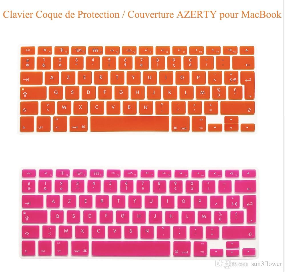 ORANGE Silicone Keyboard Cover for NEW Macbook Air 11/""