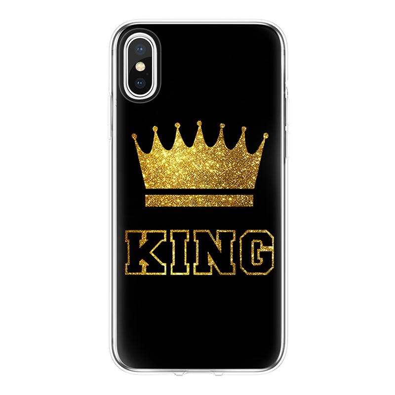 Tapa de lujo TPU caso de la contraportada para iPhone Xs max iPhone XS