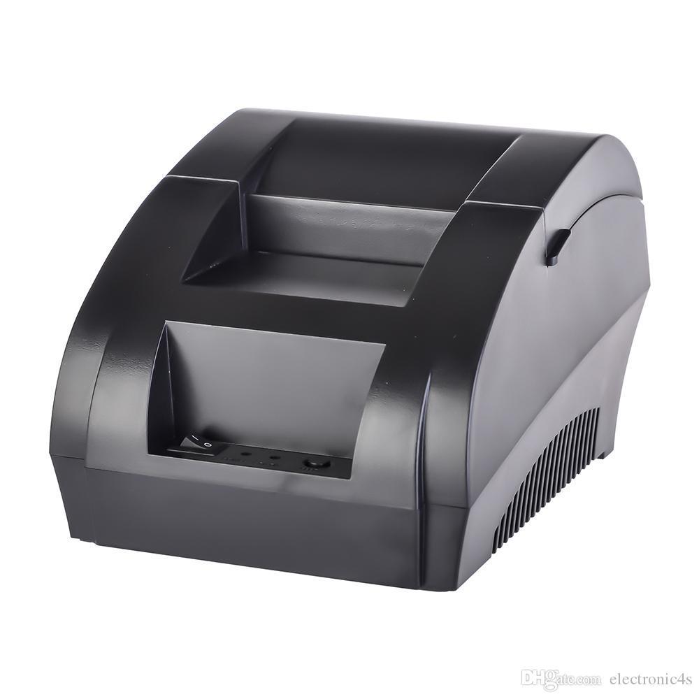 58mm Thermal Receipt Printer 58mm Usb Thermal Printer Usb Ticket Printer Supermarket Nt 5890k Fabric Printer Home Printers From Electronic4s 46 31