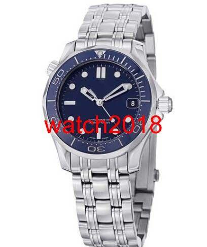Luxury Watch Steel Bracelet New-Chronometer-Blue-Mens-Watch-212-30-36-20-03-001-M/R 40mm Mechanical Fashion Man Watch Wristwatch