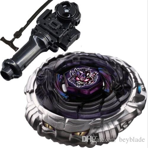 3PCS Best Birthday Gift Sale Nemesis Metal Fury 4D BB-122 Legends Beyblade / Hyperblade Toy With Launcher Set For b-daman peonza jugu