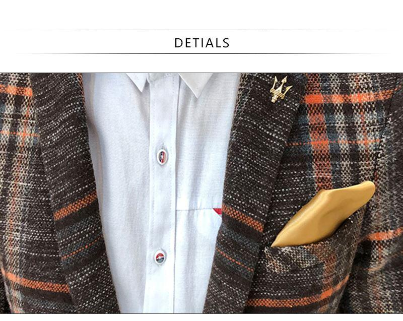 Suit Collar Men Jacket (10)