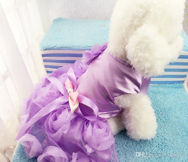 Fantástico Perro En El Vestido De Novia Patrón - Ideas para el ...