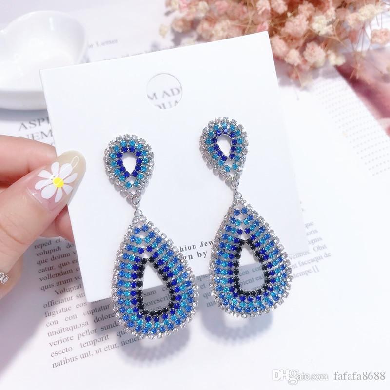 Free shipping 316L Stainless Steel love stud earrings with little crystal earrings for women men Couples fine wholesale