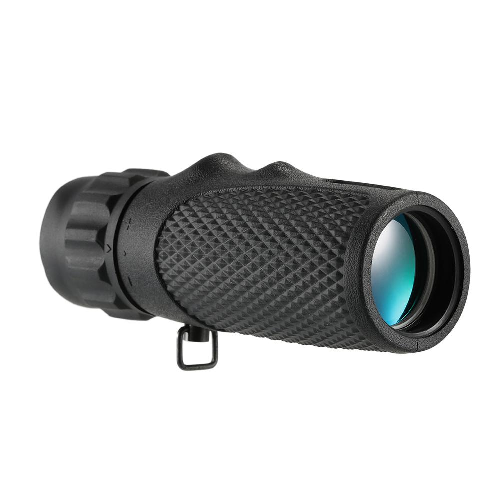New Portable Mini Compact Pocket Monocular 10x25 Night Vision Telescope High Definition Pocket Scope for Birdwatching Eyepiece