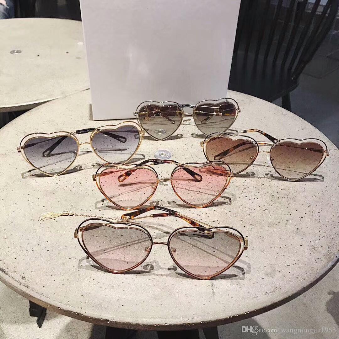 Novas qualidade superior CE131 mens óculos homens vidros de sol mulheres óculos de sol estilo de moda protege os olhos Óculos de sol lunettes de soleil com caixa