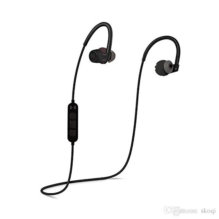 موضة جديدة UArmour Sport J Wireless B Headphones L مع صندوق البيع بالتجزئة