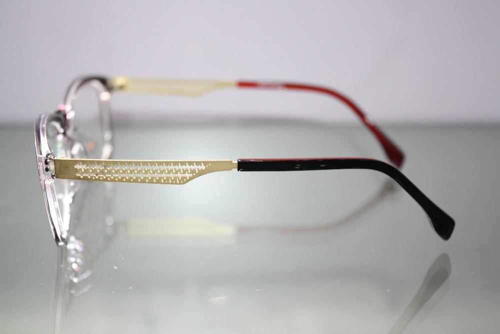 82bace7e04ab 2019 2016 Sale Custom Made Glasses Minus Shortsighted Blond Large Framed  Briller Reading 1 1.5 2 2.5 3 3.5 4 4.5 5 5.5 6 From Handanxuebu