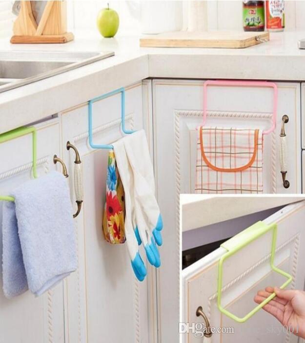 Großhandel Küche Handtuch Hängenden Rack Halter Schiene Organizer ...