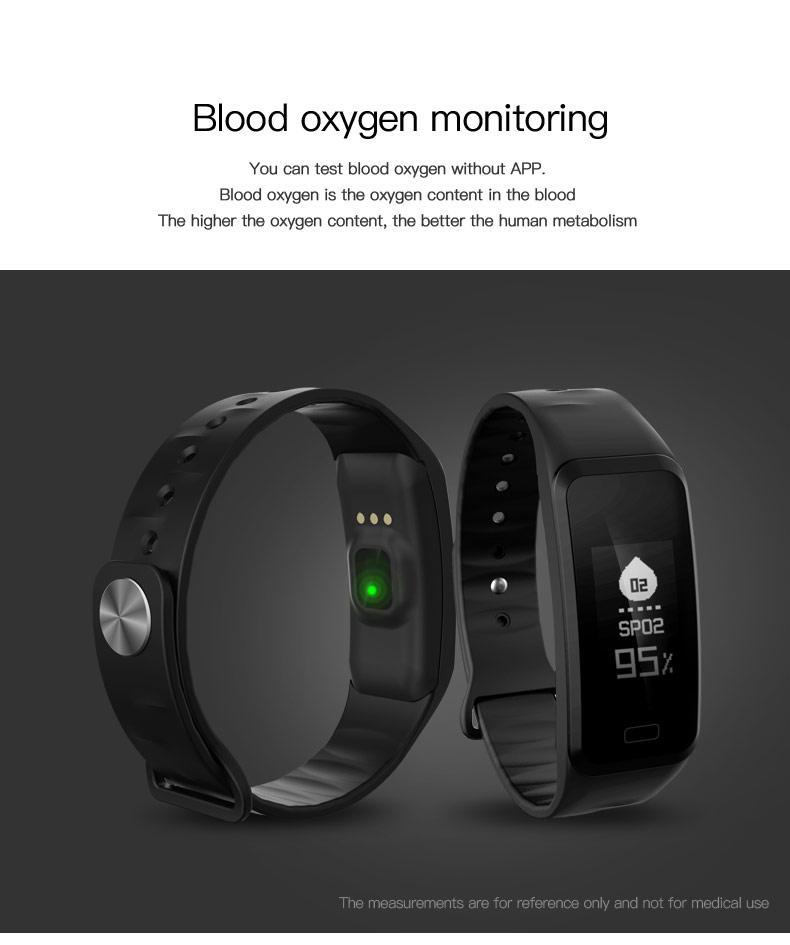 Smart Fitness Tracker Watch (5)