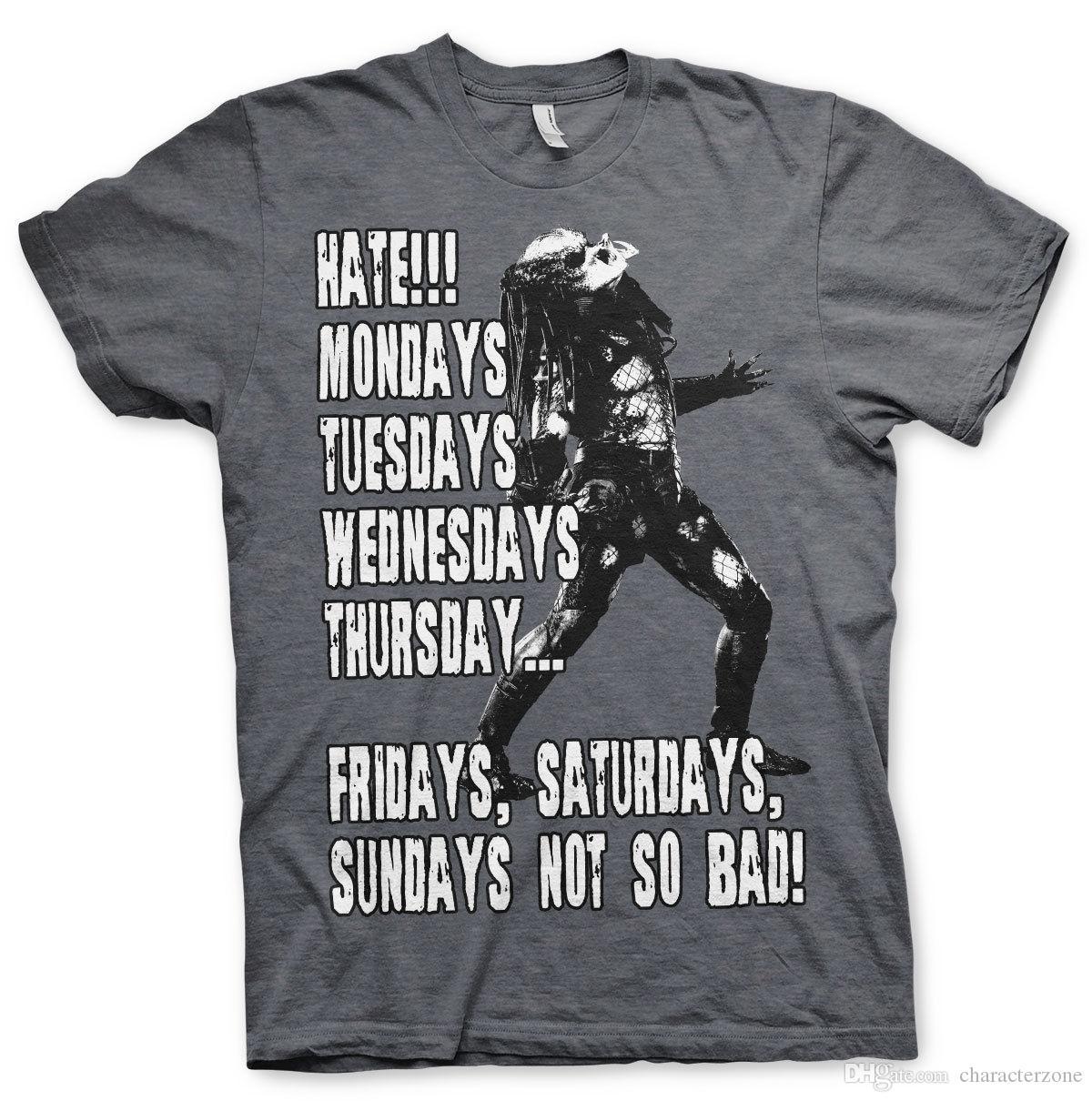 Be A Good Boy Fetch Men/'s T-Shirt S-XXL Sizes Officially Licensed Predator