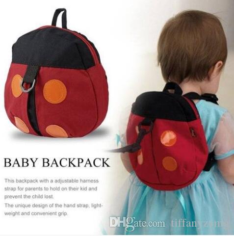Grossales Livraison gratuite En Towdler Sac à dos Anti-perdu Enfants Bébé Enfants Sac Sac à dos Backpack Forme