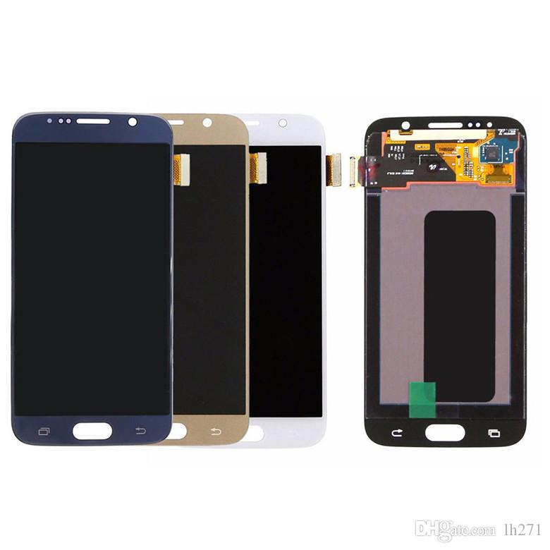 "5.1"" For Samsung Galaxy S6 LCD Display Touch Screen Digitizer Assembly Replacement For Samsung G920 G920F LCD"